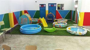 Centro adherido a la Junta de Andalucia de Educación Infantil Los Colorines