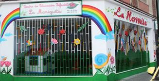 """Centro de Educación Infantil """"La Mariquita"""""""