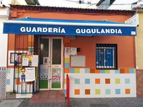 "ESCUELA INFANTIL, GUARDERÍA EN MÁLAGA ""GUGULANDIA"""