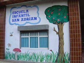 ESCUELA INFANTIL SAN ADRIAN