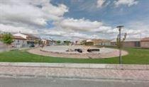 Parque infantil y jardín Trascorrales