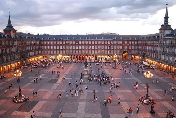 Guarderías en Madrid