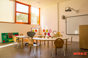 Wake-up Escuela Infantil Málaga